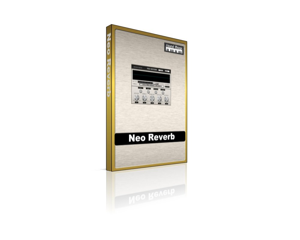 Sound Magic REVERB-01 Neo Reverb Audio Plug In by SoundMAGIC