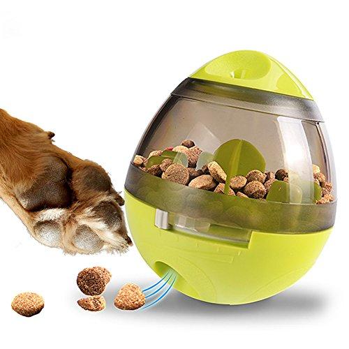 Zellar Dispensador De Premios Juguete Para Perros - Pelota Premios de Perros / Juguetes Interactivos / Pelota de Premios Para Perros