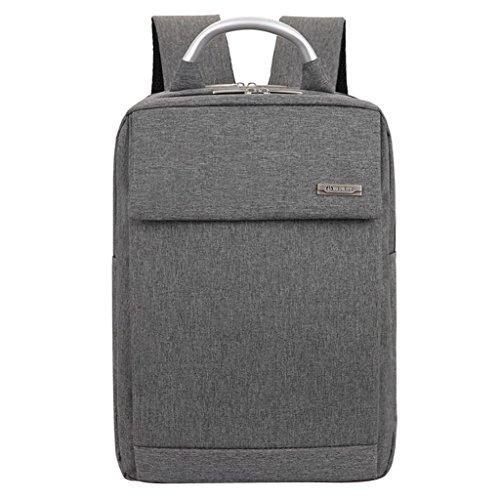 MagiDeal Wasserfest 15.6 Laptops Notebooks Rucksack mit externe USB-Ladeanschluss