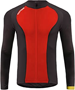 Uglyfrog 2016 UG10 New Spring&Autumn Outdoor Sports Mens Classic Long Sleeve Cycling Jersey Bicycle Shirt Triathon Clothing