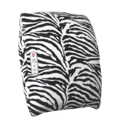 Conair Sound Therapy Pillow – Zebra