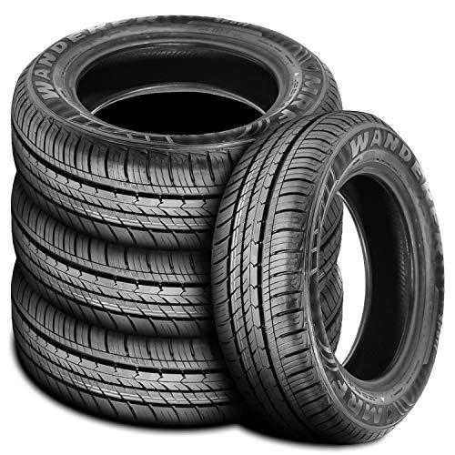 Set of 4 (FOUR) MRF Wanderer Sport Performance All-Season Radial Tires-215/65R16 98H