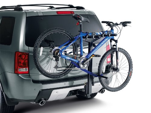 (Genuine Honda Parts 08L14-E09-101 Bike Attachment - Trailer Hitch Mount, 1 Pack)