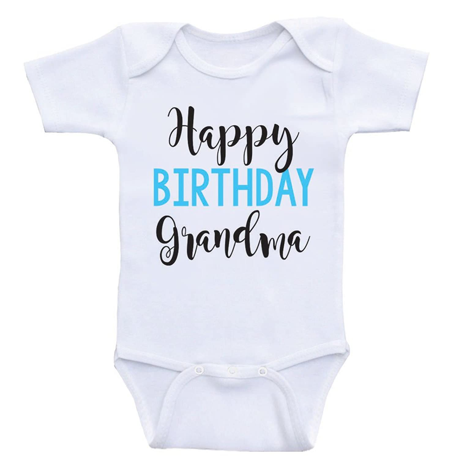 Amazon HAPPY BIRTHDAY GRANDMA BigBoyMusic Baby e Piece
