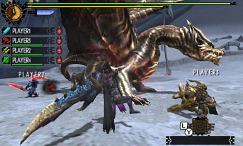 Amazon monster hunter 4 ultimate voltagebd Choice Image