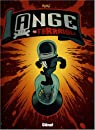 Ange le Terrible, Tome 1 : Le monstre de l'espace par Poipoi