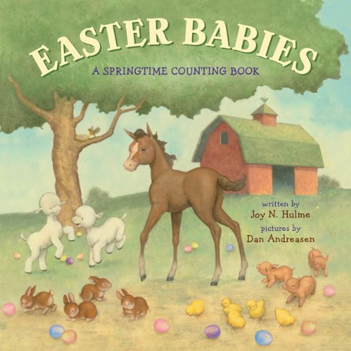 Image result for easter babies a springtime counting book