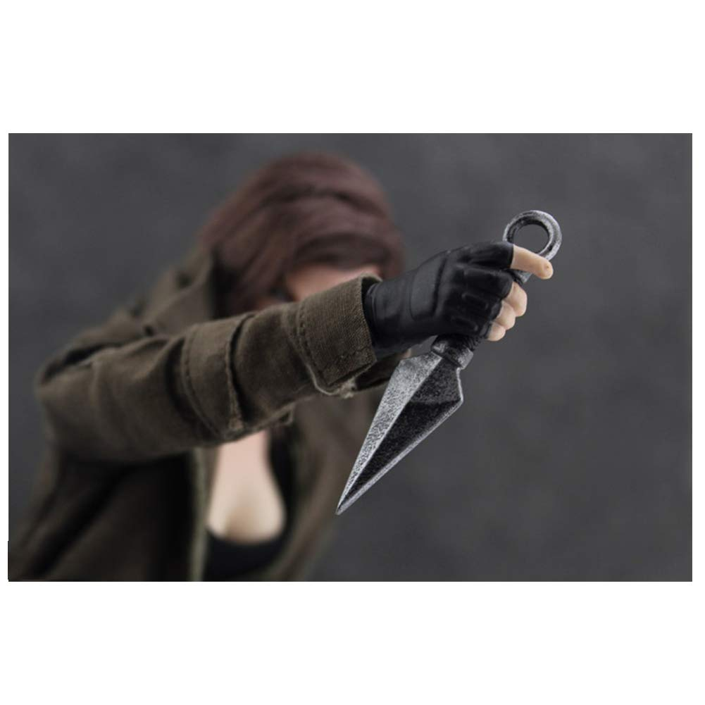 Bitter No 5cm 1/6 Espada Armadura Guerrera Ninja Hehe Dong ...