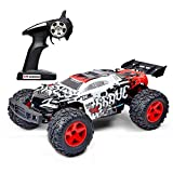 rc big monster truck - Crenova 4W 1:12 RC Car 24gHZ Remote Control High Speed RC Off-Road Monster Truck