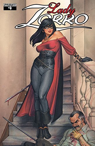 - Lady Zorro #4 (of 4): Digital Exclusive Edition