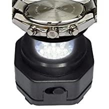 Solar Watch Charger! CoolFire Deluxe Charger for Casio, Citizen and Seiko solar watches (CSC01)