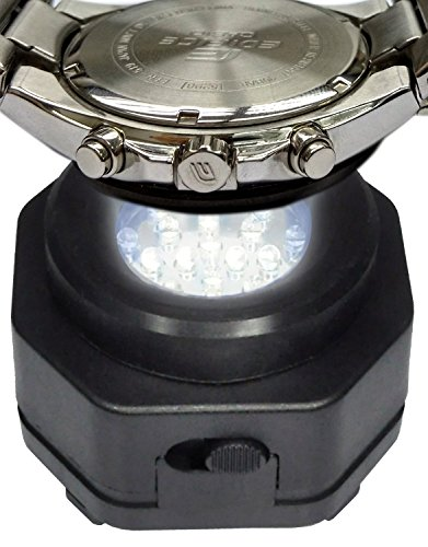CoolFire Solar Watch Fast Charger (compatible with all kinds of eco solar watches) TC-1046