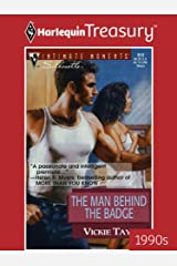 The Man behind the Badge (March Madness Book 916) Kindle Edition