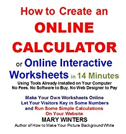 Entry #3 by sharmavn889 for create simple online calculator tool.