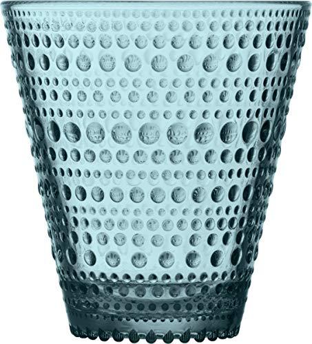 Iittala Kastehelmi Tumbler Set/2 10 oz Sea ()