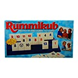 The Original Rummikub Fast Moving Rummy Tile Game 1997 Pressman