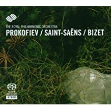 Prokofiev: Peter and The Wolf; Saint-Saens: Carnival of The Animals; Bizet: Jeux d'Enfants [Hybrid SACD] [Germany]