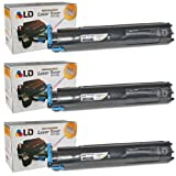 LD © Compatible Canon 0386B003AA (GPR22) Set of 3 Black Laser Toner Cartridges, Office Central