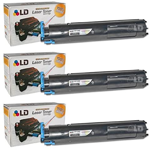 LD © Compatible Canon 0386B003AA (GPR22) Set of 3 Black Laser Toner Cartridges for use in the following: Canon ImageRunner 1023, 1023N, 1025IF, 1023IF, 1025, 1025N Printers
