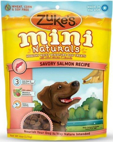 Zuke's Mini Naturals Salmon 6 oz Pouch