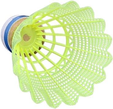 Balight Super Durable Ligero plástico Nylon Bádminton Bola de ...