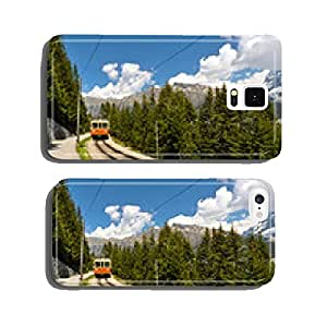 Famous Jungfrau Bahn with Beautiful Mountain View cell phone cover case iPhone6