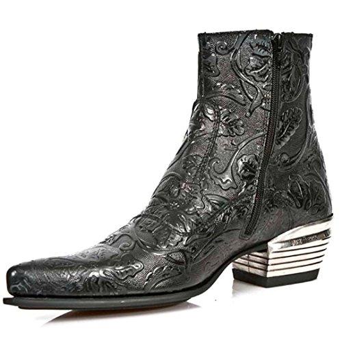 New nw131 Newrock S1 Mens M Boots Rock Nr Black FqSUrFwW