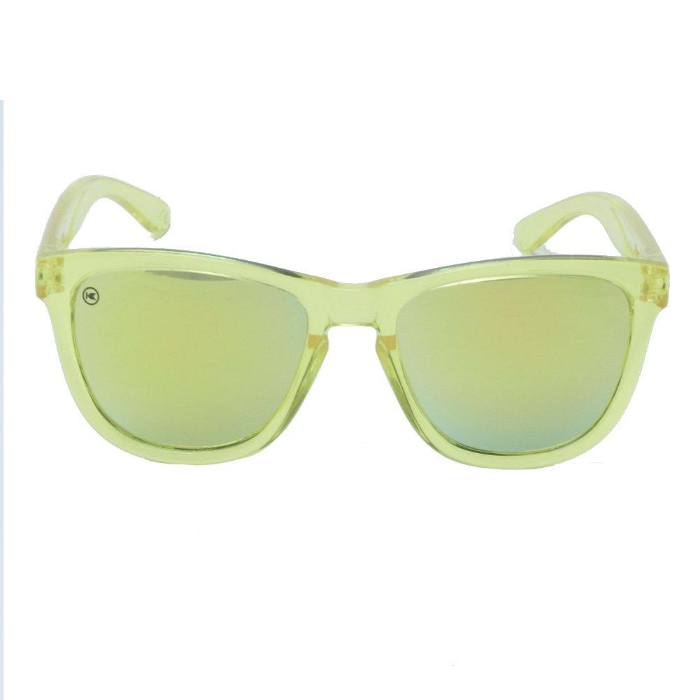 Gafas de Sol Knockaround Premium Monochrome Yellow: Amazon ...