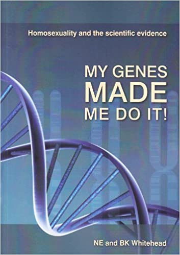 Homosexuality genetically determined