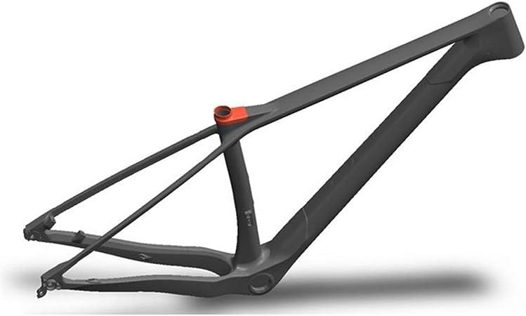 HNXCBH Cuadro Bicicleta Marco de la Bici del carbón del Marco ...