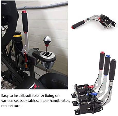 New Brake System 14 Bit Hall Sensor Usb Handbrake Sim For Racing Games G25//27//29 T300 T500 Fanatec Osw Dirt Rally-Windows-Pc-Professiona