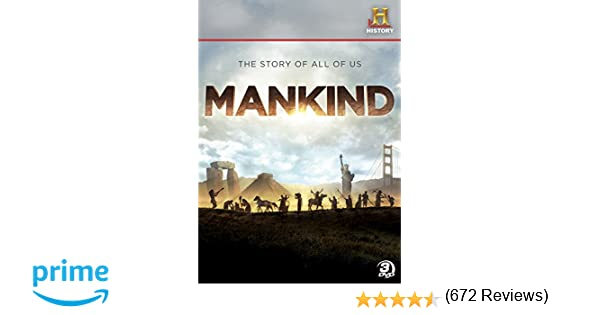 Amazon.com: Mankind The Story Of All Of Us: The History Channel ...