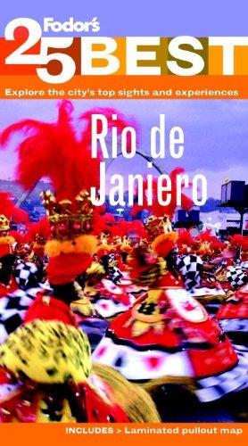 [Fodor's 25 Best Rio De Janeiro] [Author: Hennessy, Huw] [June, 2012]