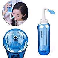 Designeez 500Ml Adults Children Nose Wash System Clean Sinus Nasal Pressure Neti Pot