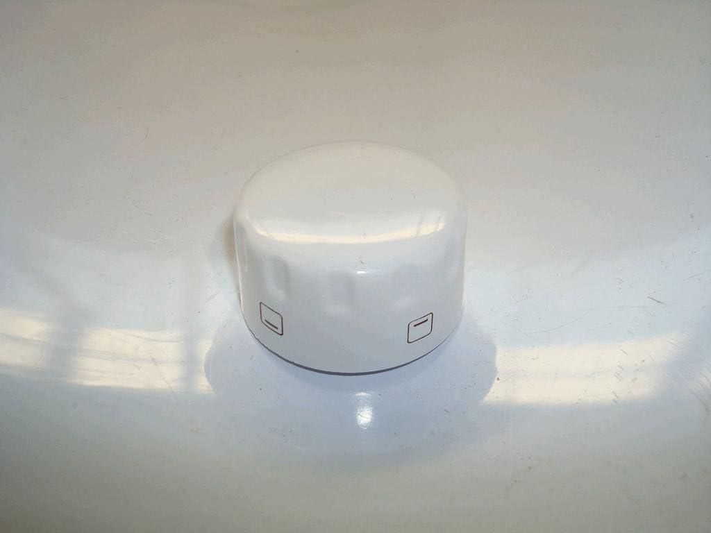 Botones – Mandos hornos Teka H610 blanco e/6 mm: Amazon.es: Hogar