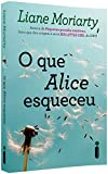 capa de O que Alice Esqueceu