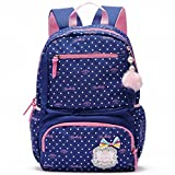 Best The First Years Gift 9 Year Old Girls - Ali Victory Waterproof Cute Backpack for Girls Large Review