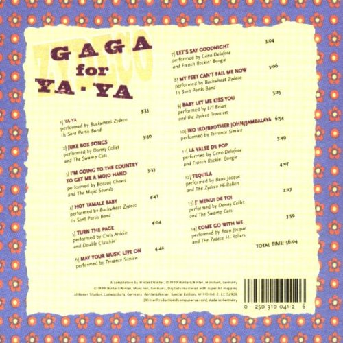 Gaga for Ya-Ya: Zydeco Madness