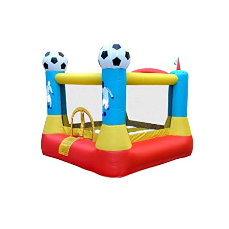 Feixunfan Castillo Inflable Brincolines Inflables, Castillo ...