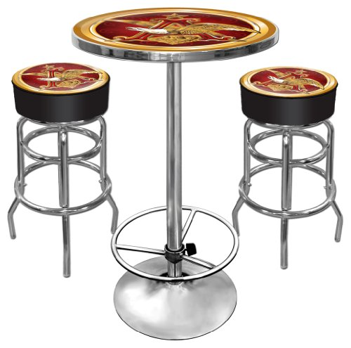 anheuser-busch-ultimate-gameroom-combo-2-bar-stools-pub-table