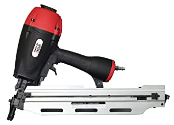 3plus Hfn90sp 3 In 1 Air Framing Nailer With Adjustable Magazine For