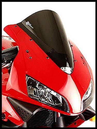 Zero Gravity Double Bubble Windscreen (Zero Gravity Double Bubble Dark Smoke Windscreen Honda CBR 1000 RR 2004-2007)