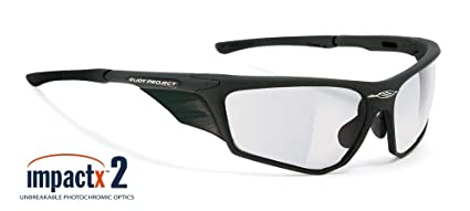 09d211c6e9d Rudy Project Zyon Matte Black With Impactx-2 Photochromic Clear To Black  Lenses