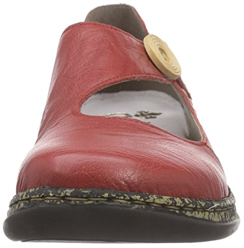 Rieker Femme L.slipper Rosso / Rouge Rosso / Rouge