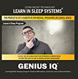 Genius Iq: Learning While Sleeping Program (Self-Improvement While You Sleep With the Power of Positive Affirmations)