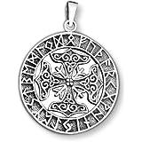amazon com 925 sterling silver viking knotwork thor hammer