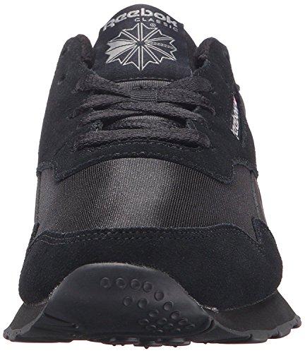 Reebok Mens Classic Sneaker Us- Nero / Nero / Carbonio