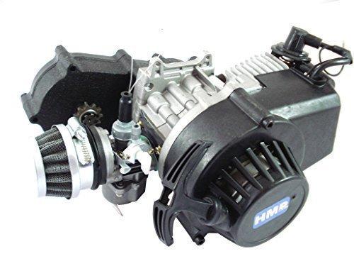 hmparts moteur avec é quipement de sport - 49 ccm - 1A - Pocket bike / Dirt bike