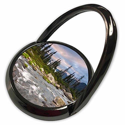 3dRose Danita Delimont - Washington - Washington, North Cascades, near Rainy Pass - US48 DSV0134 - David Svilar - Phone Ring (phr_95579_1)