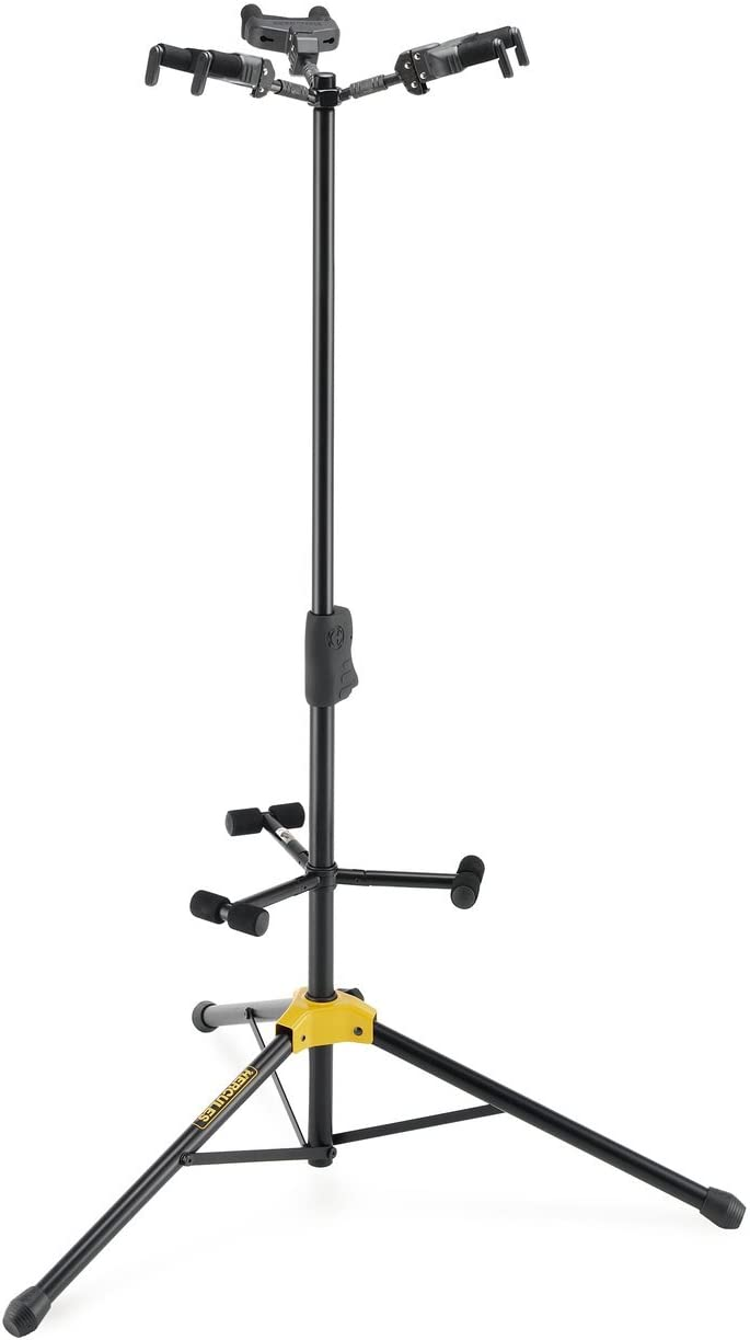 Hercules GS432B A/G Tri Guitar Stand (japan import): Amazon.es ...